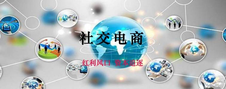 社交电商 | 红利风口,资本追逐